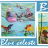 Dettaglio cartolina Bluceleste branciforte