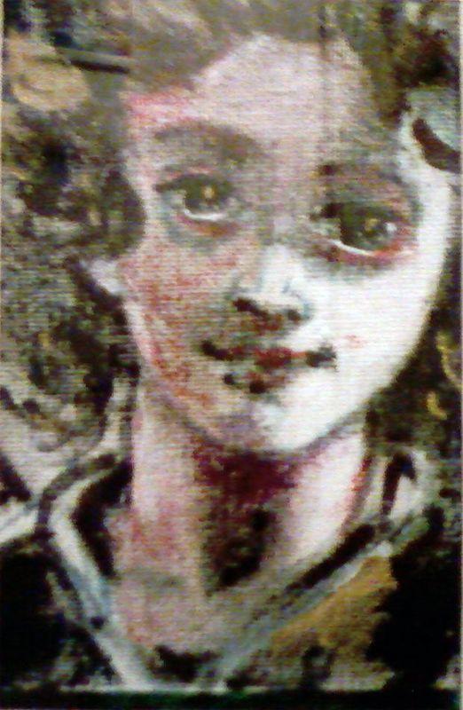 Disegno dell'artista Branciforte