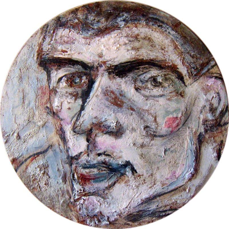 """Dipinto di Branciforte della collezione """"Ritratti e autoritratti"""""""