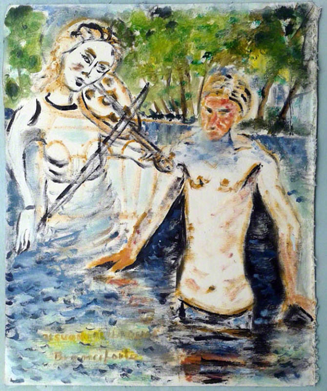 Branciforte - Il suono dell'acqua