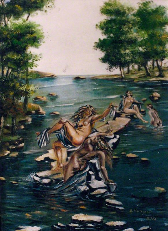 Dipinto di Branciforte della collezione Esordi