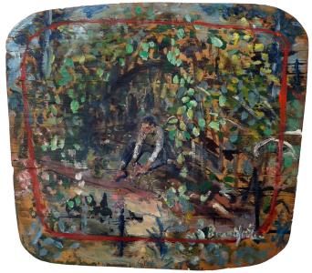 Dipinti di Branciforte della collezione Legni