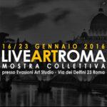 Grifio Live Art Roma 2016