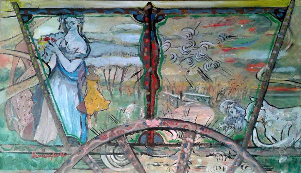 Dipinto di Branciforte della collezione Figure