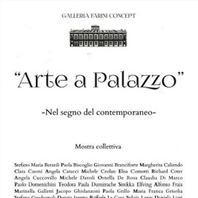 XII^ Collettiva Arte a Palazzo | Nel segno del contemporaneo