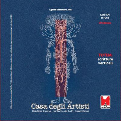 VI Rassegna Land art al Furlo | TOTEM: scritture verticali