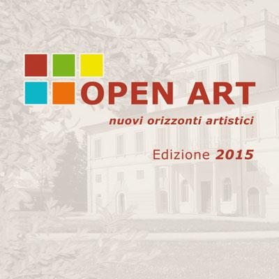 Open Art 2015 - Nuovi orizzonti artistici