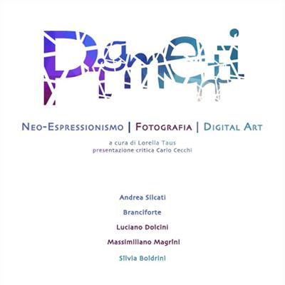 Collettiva Pigmenti - Neo-espressionismo Fotografia Digital art